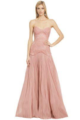 Bibhu Mohapatra - Web of Beauty Gown