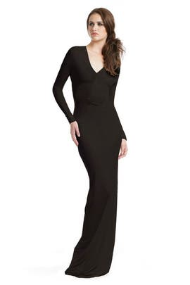 Calvin Klein Collection - Black Venom Gown