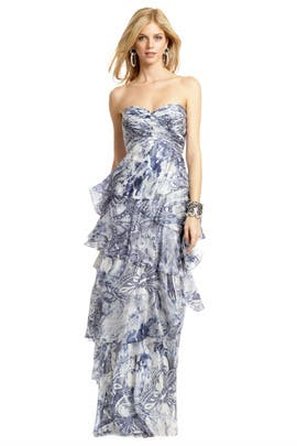 Carlos Miele - French Quarter Batik Gown