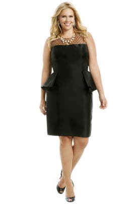 Carmen Marc Valvo - Breakfast With Tiff Dress