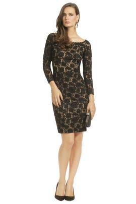Carmen Marc Valvo - In And Out Of Love Dress