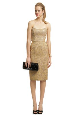 Chris Benz - Countryside Corset Dress