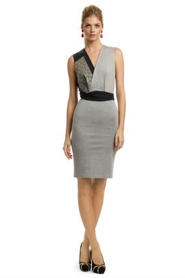 Christian Cota - Power Ponte Dress