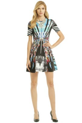 Clover Canyon - Moscow Mixup Dress