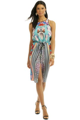 Clover Canyon - Prism Orchid Dress