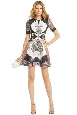 Clover Canyon - Swan Print Dress