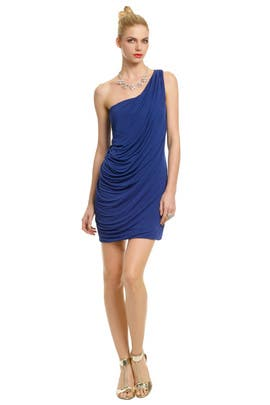 Cut 25 - Marine Draped Dress