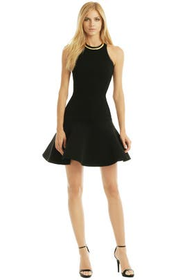 David Koma - Drop and Flare Dress