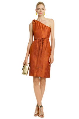 Elie Tahari - Tuscan Sunset Dress