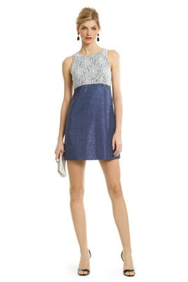 ERIN by erin fetherston - Playful Lace Sheath