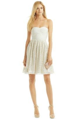 ERIN by erin fetherston - Anabel Lurex Dress