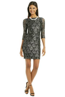 ERIN by erin fetherston - Get Your Lace On Sheath