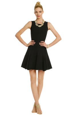 Halston Heritage - Flip Switch Dress