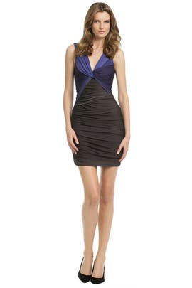 Halston Heritage - Got Me Twisted Dress