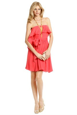 Halston Heritage - Kiss & Tell Dress