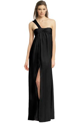 Halston Heritage - Take A Look At Me Now Gown