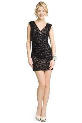 Halston Heritage - Sensational Sequin Dress