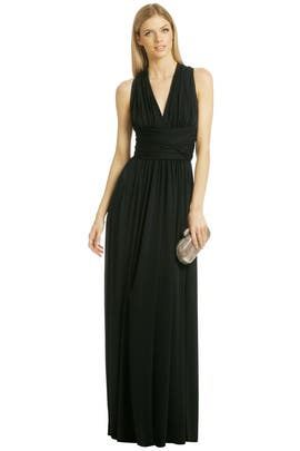 Halston Heritage - Standing on the Edge Gown