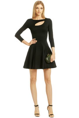 Halston Heritage - Stormchaser Dress