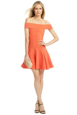 Halston Heritage - Sweet Revenge Dress
