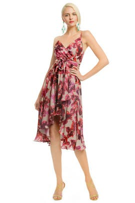 Haute Hippie - Electric Rose Dress