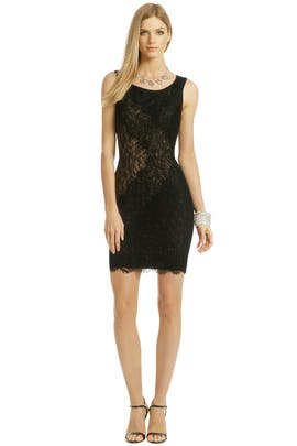 Haute Hippie - Lace At Its Best Dress