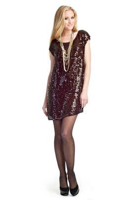Haute Hippie - The Sassy Sequin Sheath