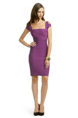 Hervé Léger - Purple Pizzazz Dress