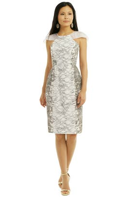 Honor - Gossamer Floral Dress