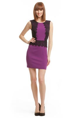 Jay Godfrey - Iris Lace Sheath