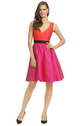 kate spade new york - Citrus Candy Pop Dress