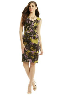 Lela Rose - Monet Garden Dress