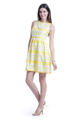 Lilly Pulitzer - Lemon Sorbet Dress