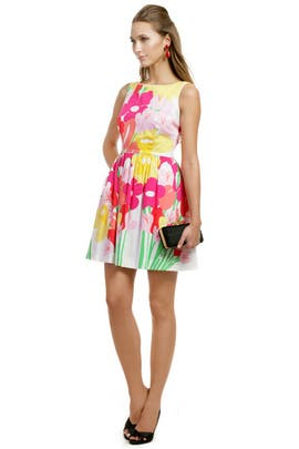 Lilly Pulitzer - May Flowers Dress