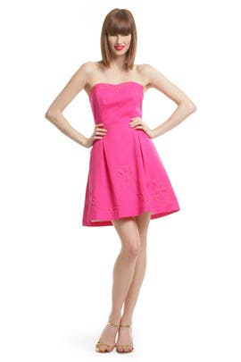 Lilly Pulitzer - Pink Bernadette Dress