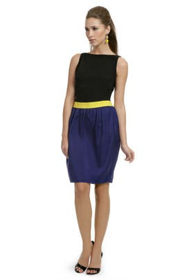 Martin Grant - Collins Colorblock Sheath