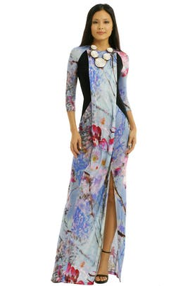 Matthew Williamson - Go Geisha Gown