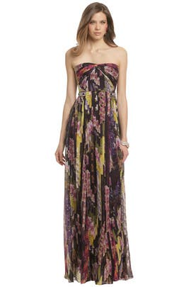 Matthew Williamson - Malawi Tropics Gown