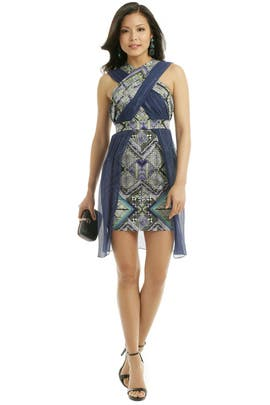 Matthew Williamson - Raj Patchwork Dress