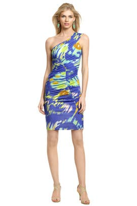 Matthew Williamson - Sipping Pina Colada Dress