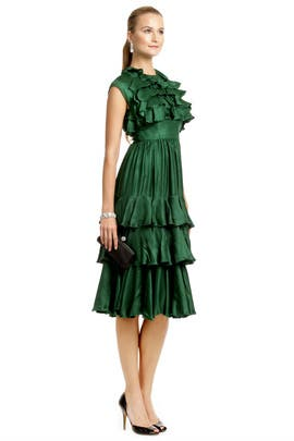 Milly - Doris Day Tiered Dress