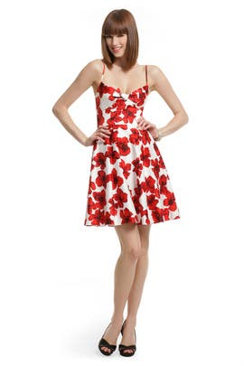 Milly - Tip Toe Through the Tulips Dress