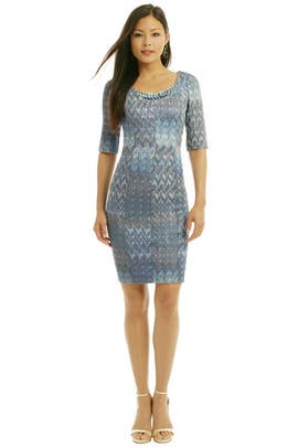 Missoni - Dip Into The Mediterranean Dress