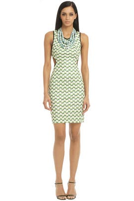 Missoni - Get the Picture Dress