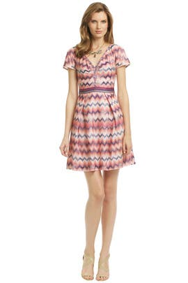 Missoni - Lightning Strike Dress