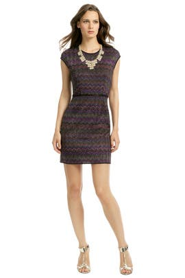 Missoni - Midnight Rain Dress