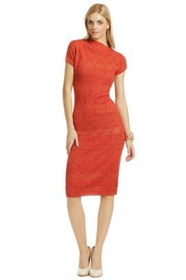 Missoni - Sunburnt Knit Sheath