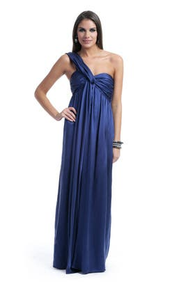 Moschino Cheap And Chic - Draped Dreamboat Gown