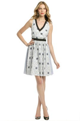 Moschino Cheap And Chic - Sea Salt Summer Dress