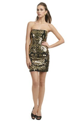 Moschino - Gold Damask Mini
